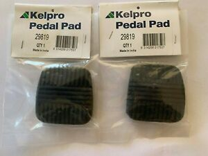 NISSAN NAVARA BRAKE & CLUTCH PEDAL PAD KIT SUITS ALL D40 SERIES 12/2005 ONWARDS