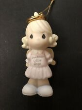 precious moments ornaments Grandma's Little Angel 4024105 Mib Free Shipping