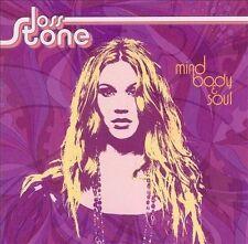 Joss Stone - Mind, Body & Soul (Singer) (Sep-2004, S-Curve (USA) CD