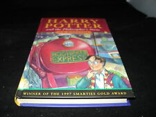 Harry Potter and the philosopher's stone Published by Ted Smart 5th print run