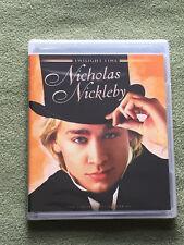 Free*Postage New Nicholas Nickleby Blu Ray Anne Hathaway Douglas McGrath cumming