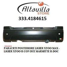 PARAURTI POSTERIORE LIGIER XTOO MAX XTOO R CON DUE MARMITTE GM0187791