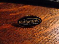 Michigan Tech Lapel Pin - Technology University Alumni Association Houghton Pin