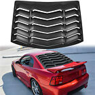 Rear Window Louver for Ford Mustang 1994-2004 Windshield Cover GT Lambo Style  for sale