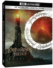 The Lord of the Rings: Motion Picture Trilogy (Extended & Theatrical) 4K/Uhd