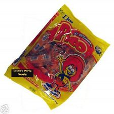 Pico hot (Pico diana) Mexican Candy Salt Orange Flavor powder