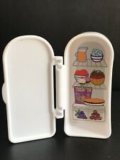 Peppa Pig House Playset White Kitchen Refrigerator Replacement Part Peppa Home