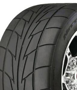 2 X NEW NITTO TYRES 275-60-15 275/60R15 2756015 NT555R DRAG RADIAL STREET SLICKS