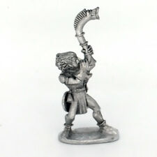 Wood Elf With Horn Warhammer Fantasy Armies 28mm Unpainted Wargames