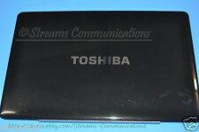 """TOSHIBA Satellite P505 / P505D Series 18.4"""" Laptop LCD Back Cover Lid w/ Webcam"""