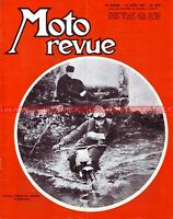 MOTO REVUE 1835 GORDON FARLEY ; DON SMITH ; Trial de Sancerre 1967