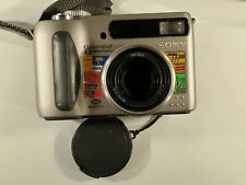Sony Cyber-shot DSC-S75 3.2MP Digital Camera - Silver