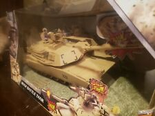 BBI Elite Force 1 18 M1A2 Abrams tank unopened