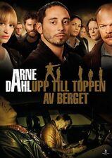 """Arne Dahl - """"Upp Till Toppen Av Berget"""" - 2011 - DVD"""