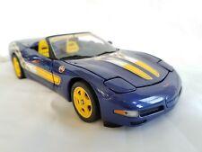 Franklin Mint 1998 Corvette 500 Indy Pace Car 1:24 Scale Die-Cast Metal