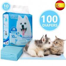 Nobleza - 100 X Empapadores perros alfombrilla Higiénica de (60*60cm 100 PCS)