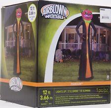 Halloween Gemmy 12 ft Phantasm Pumpkin Reaper Airblown Inflatable NIB