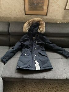 Woolrich Luxury Arctic Parka Wintermantel Jacke Damen Gr. L- Neu