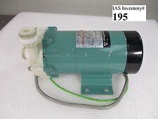 Iwaki MD-30RZM-N0 Magnet Pump (Used Working, 90 Day Warranty)