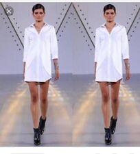 KOOKAI Eddy Shirt DRESS  BLACK  Sz 40 Free Post (e90) bnwt