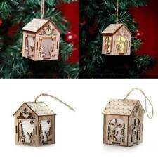 Ornament Weihnachten aus Leder