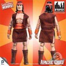 Super Friends Apache Chief Retro 8 Inch Series 1 Figures Toy Company