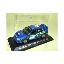 SUBARU IMPREZA WRC RALLYE NEW ZELANDE 2003 P. SOLBERG ALTAYA 1:43 3ème
