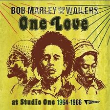 Bob Marley - One Love at Studio One 1964-1966 2-CD SEALED