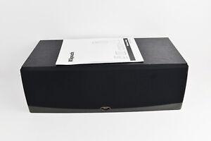 New Klipsch R-52 Powerful detailed Center Channel Home Speaker - Black