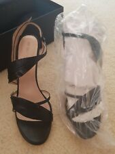 AUTHENTIC Sergio Rossi Leaf Heel size 40