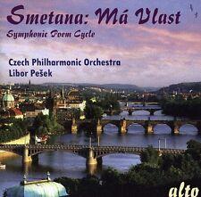Libor Pesek, B. Smet - Ma Vlast: Complete Symphonic Cycle [New CD]