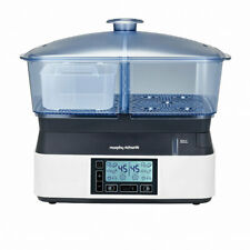 Morphy Richards Intellisteam Compact Electric Steamer