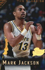 1995-96 Topps Gallery Player's Private Issue Basketball Card #143 Mark Jackson