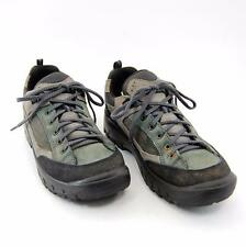 Lowa ATC Tempest Lo Women Leather Hiking Trail Boots Lace Up Vibram US Size 8.5