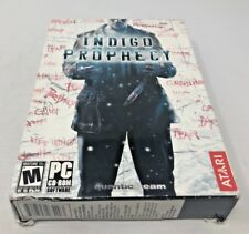 Indigo Prophecy PC - NEW / SEALED - See Photos