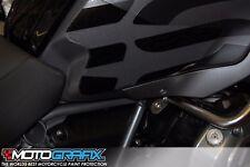 BMW R1200GS Adventure Triple Black 2017 Motorcycle Knee Pad Motografix Protector