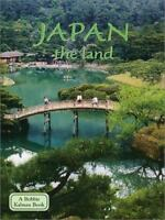 Japan the Land (Lands, Peoples, and Cultures) by Kalman, Bobbie