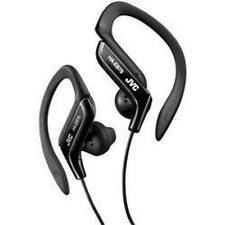 JVC HAEB 75 Deportes en Negro Auriculares Oído Clip En Ipod