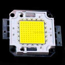 100W Cool White High Power LED LIGHT SMD chip Panel 9000-10000LM Energy Saving