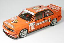 BMW m3 (e30) sport evolution-équipe Jagermeister-DTM 1992 1:18 AUTOart 89248