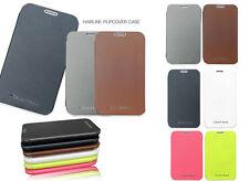 New Luxury Design Flip Cover Samsung Galaxy Note 2 Case US Seller
