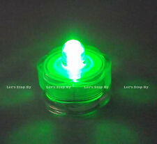 36 LED Green SUBMERSIBLE Wedding Battery Decor Light