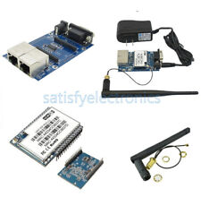 Hlk Rm04 Serial Wifi Ethernet Wifi Module Rs232rs485 Ap Routing Module Hi Link