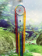 95cm rainbow double dreamcatcher dream catcher mobile