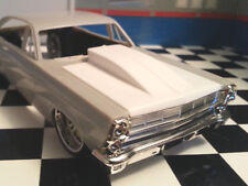 LEX'S SCALE MODELING Resin Outaw Hood for '66 Ford Fairlane AMT. 1/25 NEW!