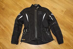 C 081142725 Rukka Damen Motorradjacke Anna GoreTex schwarz Gr.40 - Neu