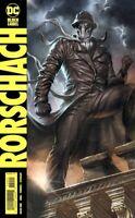 🚨🔥 RORSCHACH #1 LUCIO PARRILLO Trade Dress Variant Watchmen Ltd 3000 NM