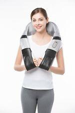 NEW Shiatsu Back Shoulder and Neck Massager with Heat - Deep Tissue 3D Knea 4323