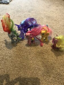 My Little Pony Magical Scenes Figures