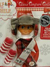 The Elf on the Shelf Couture: Polar Pattern Set for Boy or Girl Elf- NIP